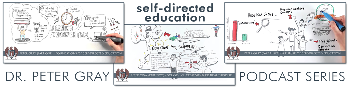Peter Gray - Self-Directed Education