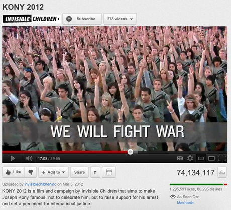 kony 2012 analysis The latest kony 2012 news, pictures, analysis, briefings, comments and opinion from the week uk.