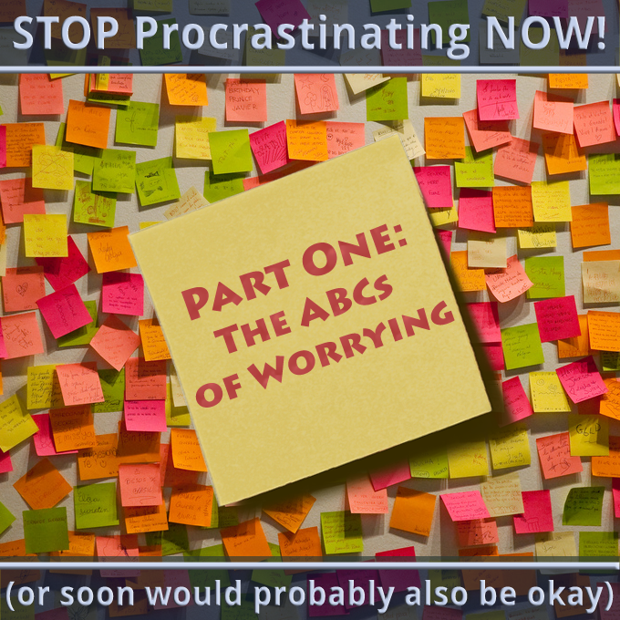 my plan to change my procrastinating behavior Procrastinating is a learned behavior and, just as you learned it, you can unlearn it whoever you are, or whatever your life situation is at the moment, this.