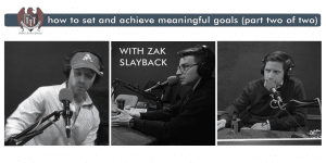 Find Your Focus With Ambition Mapping - With Zak Slayback, Part 2 [PODCAST #561]