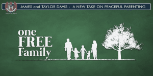James and Taylor Davis - A New Take On Peaceful Parenting [PODCAST #566]