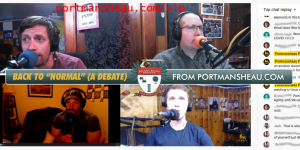"""Back To """"Normal"""" - A Debate [PODCAST #649]"""