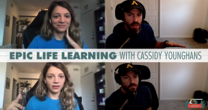 Cassidy Younghans - Epic Life Learning [PODCAST #699]