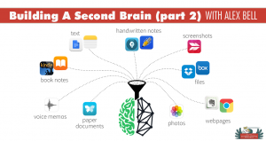Building A Second Brain - Part 2 of 2 [PODCAST #707]