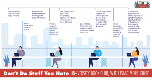 Don't Do Stuff You Hate - Un-iversity Book Club With Isaac Morehouse [PODCAST 709]