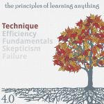[VIDEO] #411: The Principles of Learning Anything - Part 1 - Technique